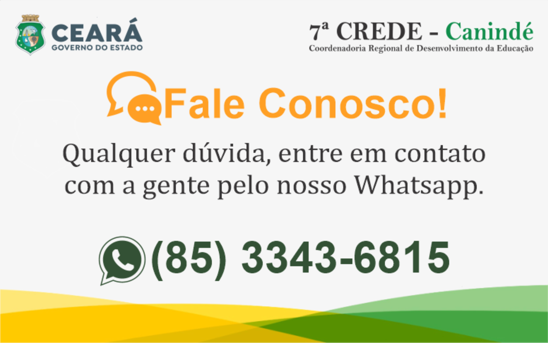 WhatsApp CREDE 07